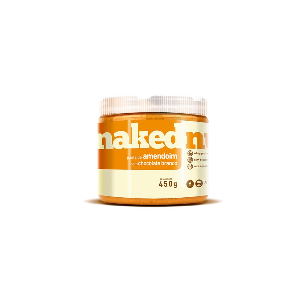 Pasta de Amendoim de Cookies de Chocolate - 150g - Naked