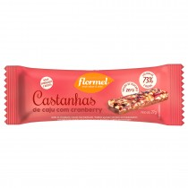 Barra Cranberry Chocolate Zero - Flormel 27g