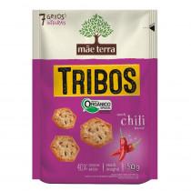 Snack Orgânico Tribos Chili - Mãe Terra 50g