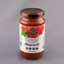 Molho de Tomate Orgânico Manjericão - Pickn Green 325g