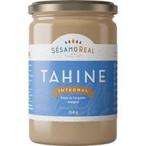 Tahine Integral - Sésamo Real 350g