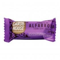 Alfarroba Uva Passas - Carob House 13g