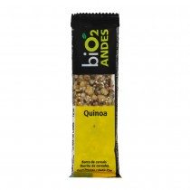 Andes Barra Quinoa - biO2 25g