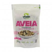 Aveia em Flocos Quinoa e Frutas Vermelhas - Vitalin 200g