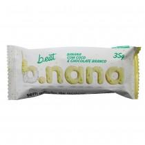 B.nana Coco com Chocolate Branco - B.eat 35g