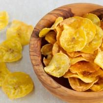 Banana Chips a granel - 100g