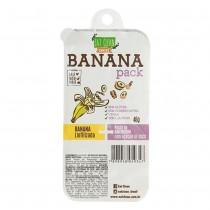 Banana Pack com Pasta Amendoim - Eat Clean 46g