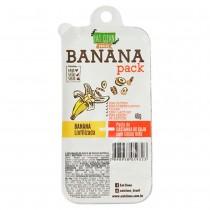 Banana Pack Castanha de Caju e Cacau Nibs - Eat Clean 46g