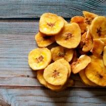 Banana Tostada Original a granel - 100g