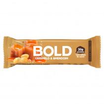 Barra de Caramelo e Amendoim - Bold 60g