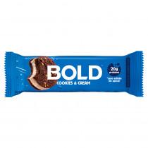 Barra de Cookies e Cream - Bold 60g