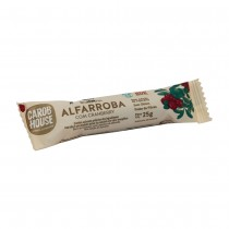 Barrinha Alfarroba com Cranberry - Carob House 25g