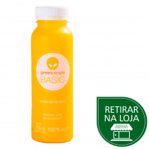 Basic Laranja  - Green People 250ML
