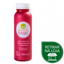 Basic Laranja, Cenoura e Beterraba - Green People 250ML