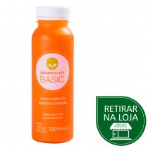 Basic Mamão e Laranja - Green People 250ML