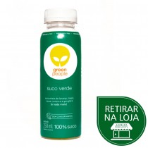 Basic Suco Verde -  Greenpeople 250ml