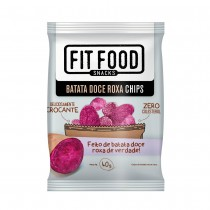 Batata Doce Chips - Fit Food 40g