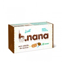 B.nana Coco com Chocolate - 3 Unidades  - B.eat