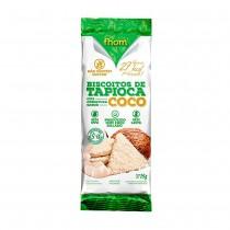 Biscoito de Tapioca Coco - Fhom 15g