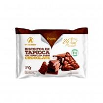 Biscoito de Tapioca com Chocolate - Fhom 5g