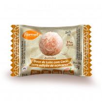 Bolinha de Doce de Leite com Coco - Flormel 10g