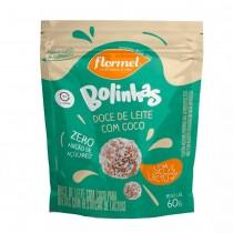 Bolinhas de Doce de Leite Zero Lactose - Flormel 60g