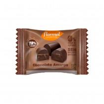 Bombom Amargo 72% - Flormel 15g