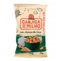 Canjica de Milho com Açúcar de Coco - Okoshi 36g