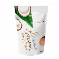Caramel Pepitas - PuraVida 40g
