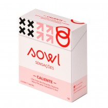 Chá Sensações Calientes - Sowl 12g
