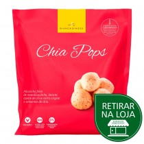 Chia Pops - Bianca Simões - 400g