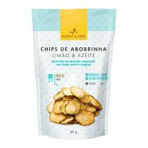 Chips de Abobrinha - Bianca Simões 20g