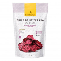 Chips De Beterraba - Bianca Simões 20g