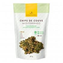 Chips de Couve Mediterrâneo - Bianca Simões 20g
