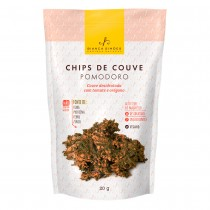 Chips de Couve Pomodoro - Bianca Simões 20g