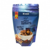 Choco Tâmara com Amendoim e chocolate 70% -  All Nutris 120g