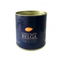 Chocolate Belga Creme de Avelã e Nibs de Cacau - Flormel 150g