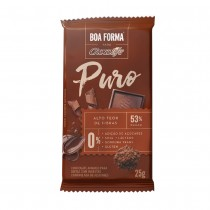 Chocolate Boa Forma Puro - Chocolife 25g