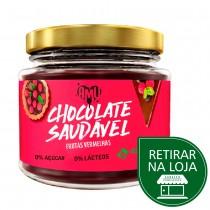 Chocolate Saudável Frutas Vermelhas - Amu 150g