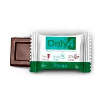Chocolate 70% Cacau Puro - 5g
