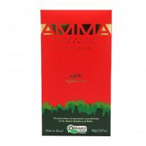 Chocolate Orgânico 60% Cacau - Amma 80g