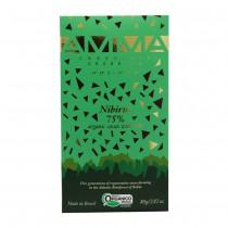 Chocolate Orgânico Nibirus 75% - Amma 80g