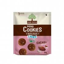Cookie Integral Light Cacau e Coco - Mãe Terra 120g