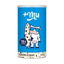Shake de Cookies n'Cream - +Mu 450g