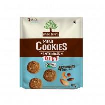 Cookies Integrais Diet 4 Castanhas - Mãe Terra 120g