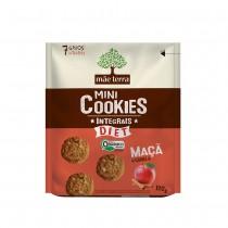 Cookies Integrais Diet Maçã e Canela - Mãe Terra 120g
