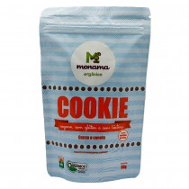 Cookies Cacau e Canela - Monama 90g