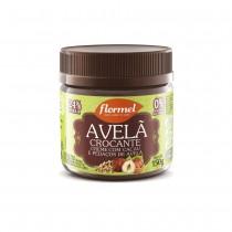 Creme de Avelã Crocante - Flormel 150g