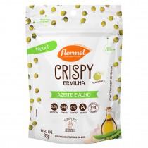 Crispy de Ervilha Azeite e Alho - Flormel 35g