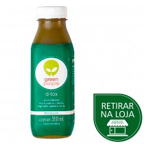 D-tox - Green People 350ML
